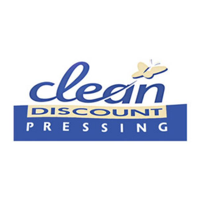 Clean Discount Pressing
